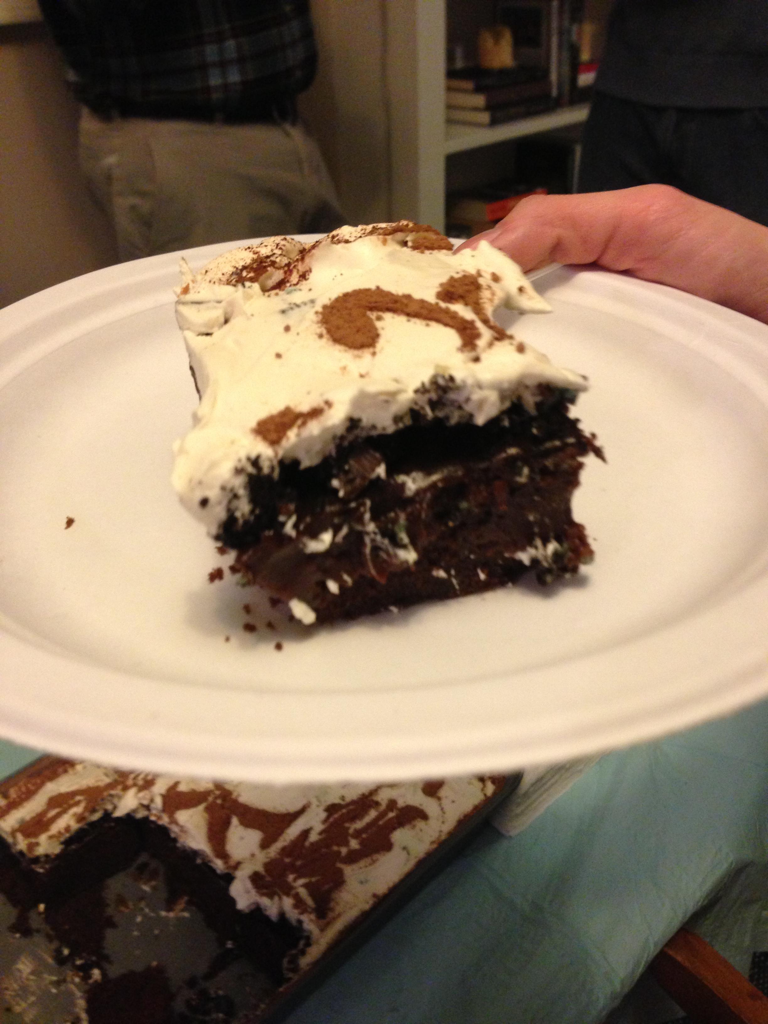 Mocha Wacky Cake Recipes — Dishmaps