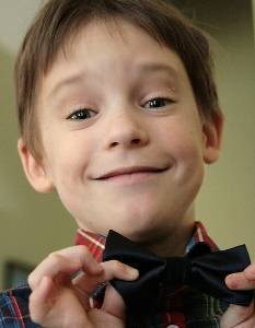 Bow ties aren't just for men. Don't be so heteronormative.